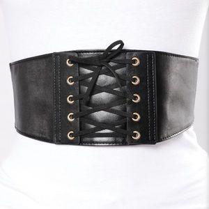 fashionnova corset belt